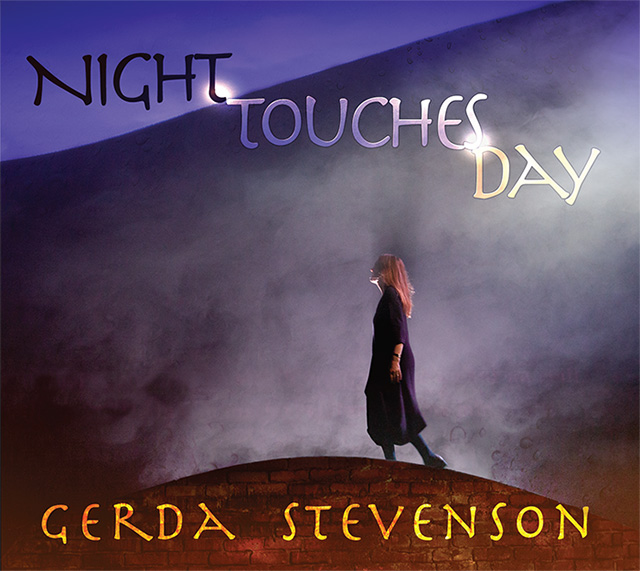 cd cover night touches day